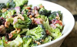 AL - Super Easy Broccoli Salad
