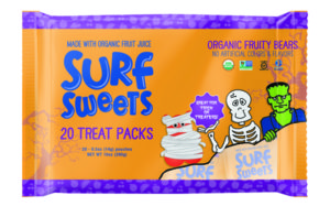 Surf Sweets Trick or Treat Packs