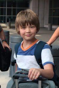 Noah Joseph, 13.
