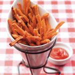 Sweet Potato Fries crop