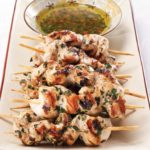 Cilantro Chicken Satay crop