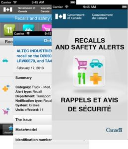 recall app