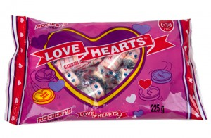 Rockets Love Hearts