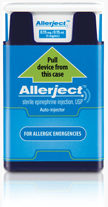 Allerject-recall