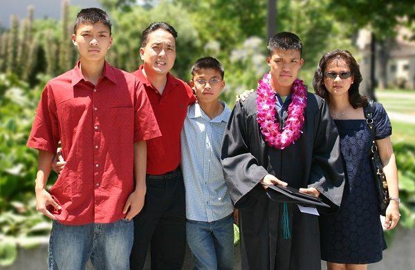 BrianHomfamily