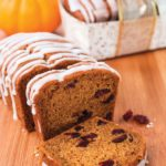 Cranberry Pumpkin Bread crop