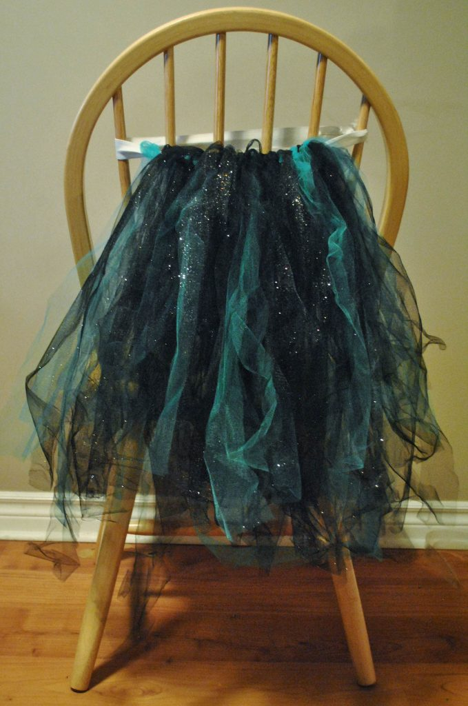 Allergic Living's DIY Teal Wizard and Witch Costume - Allergic Living