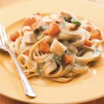 Butternut Pasta with Sage Cream Saucecrop