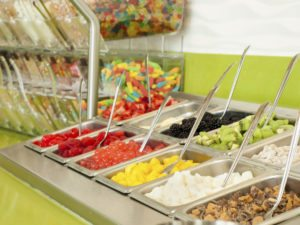 Fro Yo Toppings