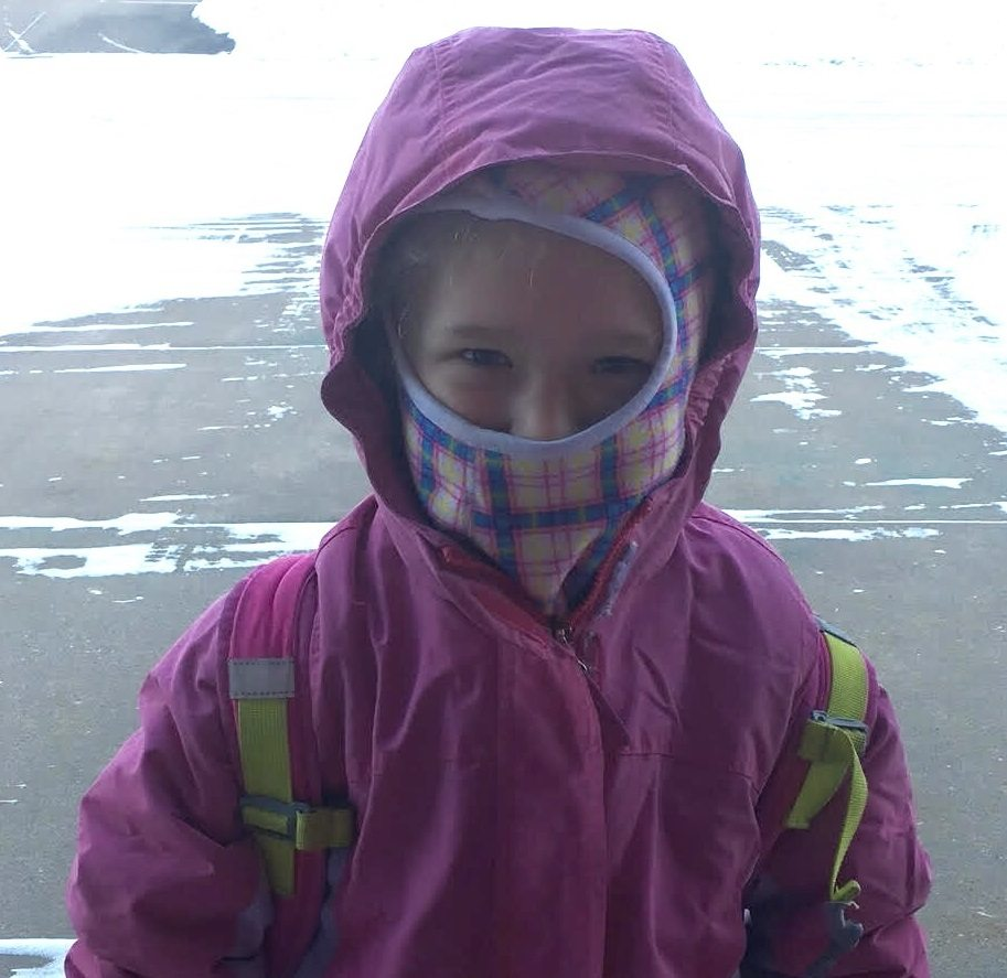 Allergy to Cold Means a Life Lived Bundled Up