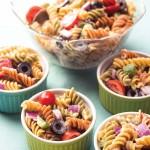 Creamy Pasta Saladcrop