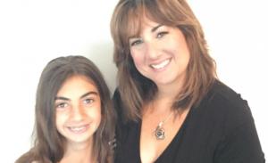 Gina and daughter