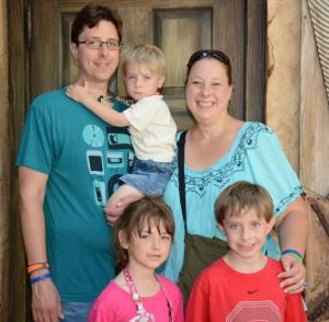 Stephanie Lowe family