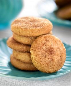 maple doodle cookies