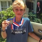 Oakley medal