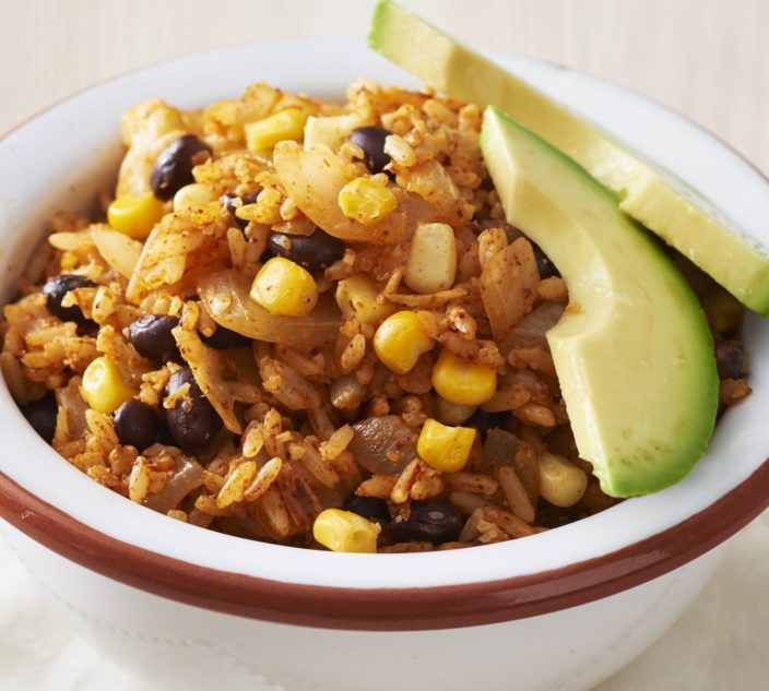 Recipes allergic living sneaky spanish rice bowls forumfinder Image collections