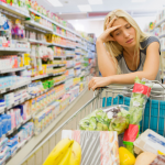 The rigor of the gluten-free diet can lead to high levels of stress and frustration. Photo: Getty