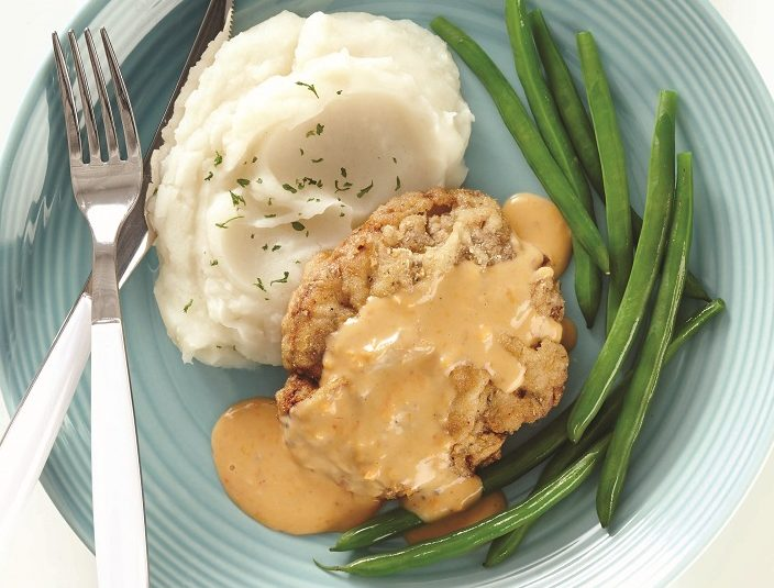 Recipes allergic living allergy friendly chicken fried hamburger steak forumfinder Images