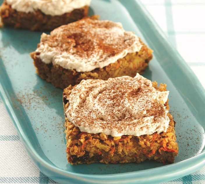 Recipes allergic living carrot cake baked oatmeal forumfinder Images