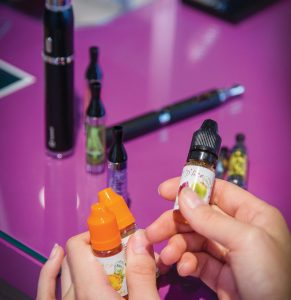 Vaping and Teens with Asthma: Are E-Cigarettes Safer than