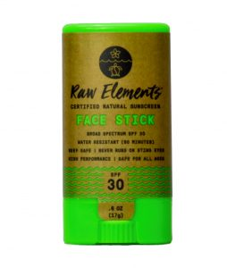 Raw Elements: Face Stick SPF 30+