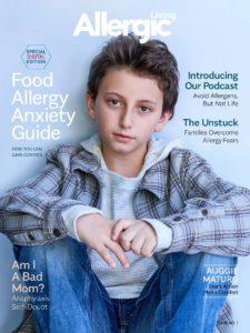 food allergy anxiety