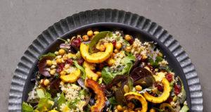 Delicata salad