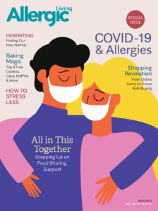 COVID-19 and Allergies Cover