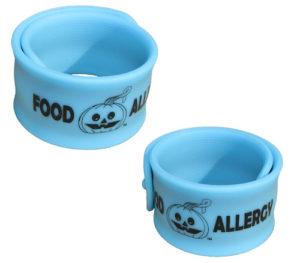 Allergy Superheroes' Allergy Slap Bracelets