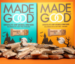 MadeGood Chocolate Chip Granola Mini Bars