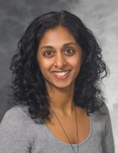 Dr. Sujani Kakumanu, a clinical associate professor of allergy and immunology at the University of Wisconsin in Madison.