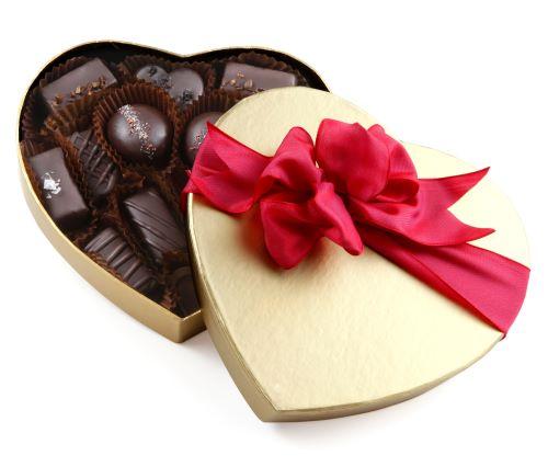 Amore di Mona Valentine's Day Amore Assortment box