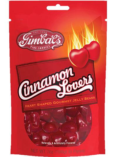 Gimbal's Valentine's Day Cinnamon Lovers treats