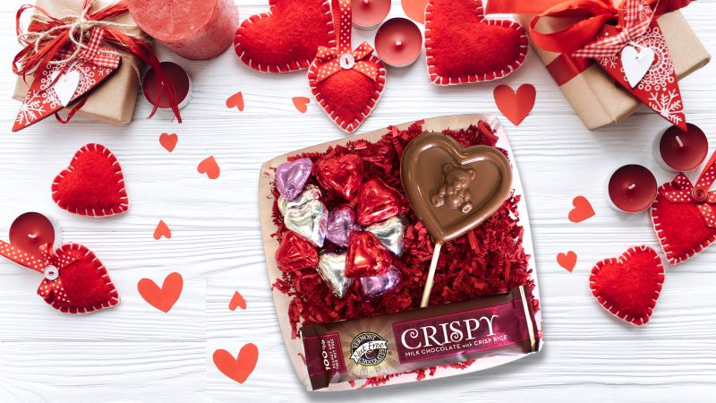 Vermont Nut Free Valentine's Day Lil' Sweetheart Gift Pack