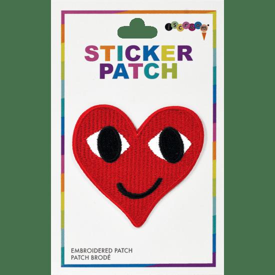 iScream heart sticker set