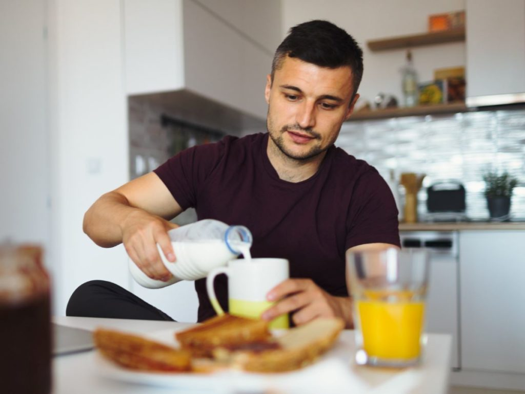 Some Adults with EoE Allergy Can Just Cut Milk, Instead of 6 Foods